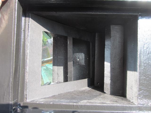 Chistian Weigang Tvvinhole Camera Obscura Spiegel