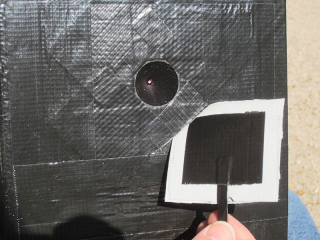 Chistian Weigang Tvvinhole Camera Obscura Spiegel