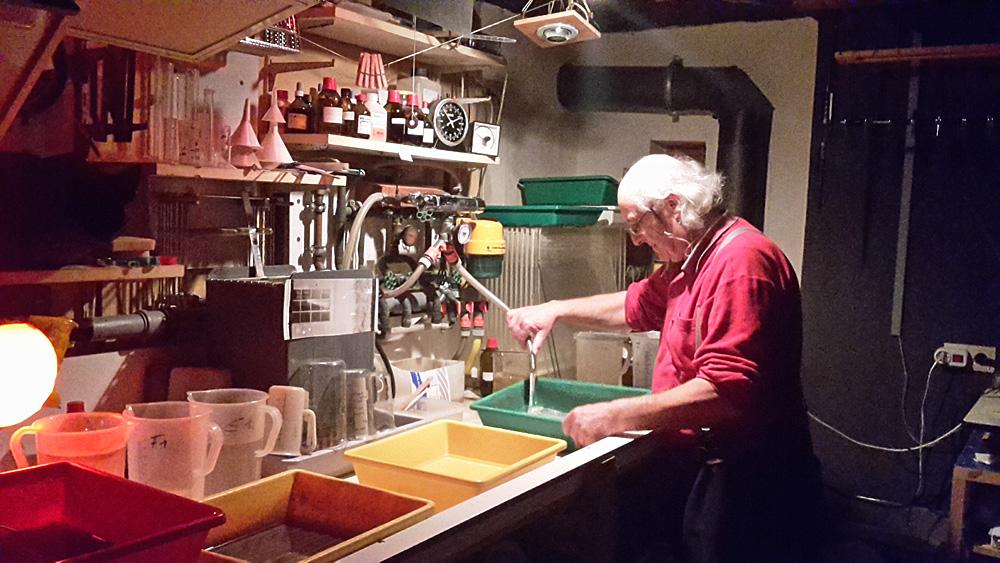 Werner_im_Labor