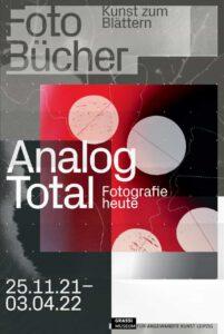 Ausstellung Analog Total Grassi Leipzig